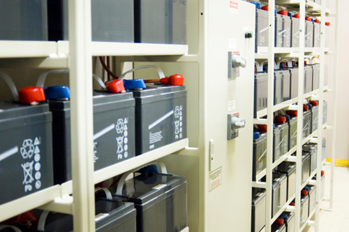 Battery Charging Rooms Fire Protection