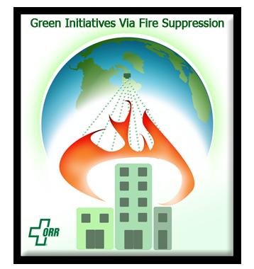 Green Fire Suppression