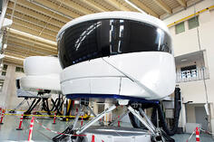 istock flight simulator