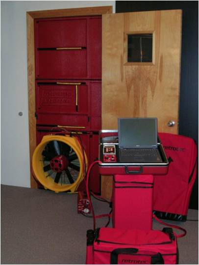 Clean Agent Fire Suppression: Room Integrity Testing