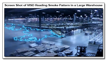 Detecting Smoke in a Warehouse