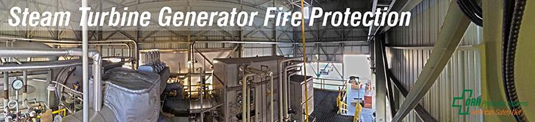 Steam Turbine Fire Protection
