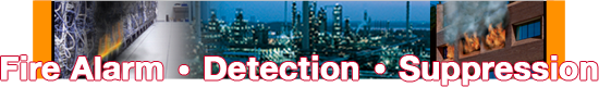 fire alarm, fire detection, fire suppression, fire protection ORR Protection