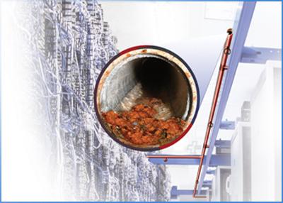 Corrosion in Data Center Telecommunications Sprinkler