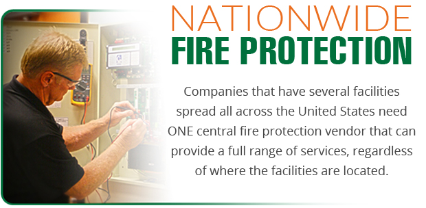 Fire protection nationwide ORR Protection Systems
