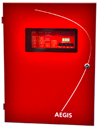 Kidde Fire Systems AEGIS Conventional Fire Control System ORR Protection Systems