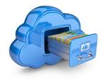 Cloud based drives