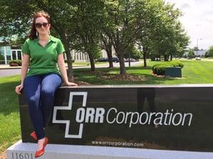 Amanda at ORR Safety Protection Corporation