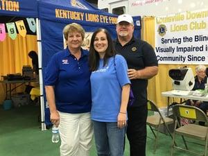 Becky Welch volunteering wParents