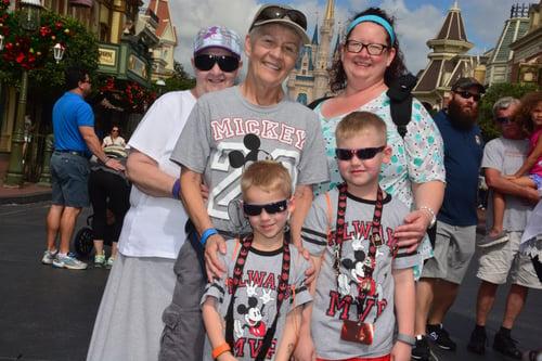 Dana Family