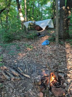 adam-camping