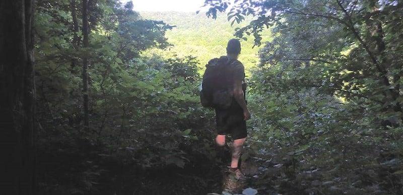 adam-hiking