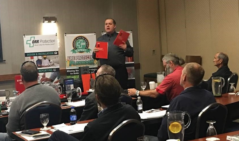 mission critical fire protection conference