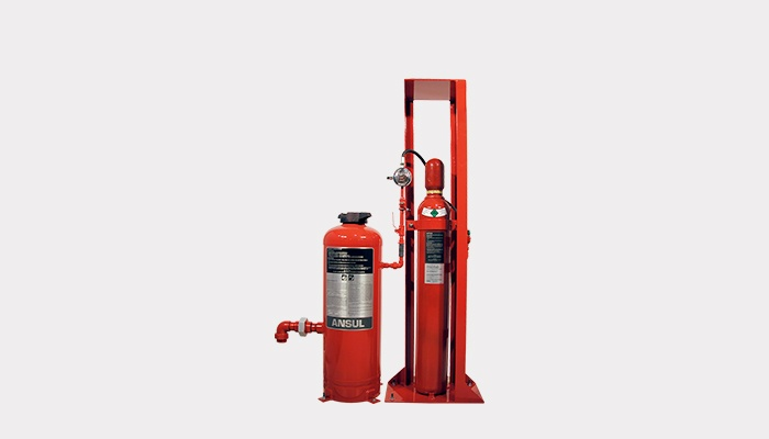 PS-150 Tank LDC Dry Chemical Fire Suppression System