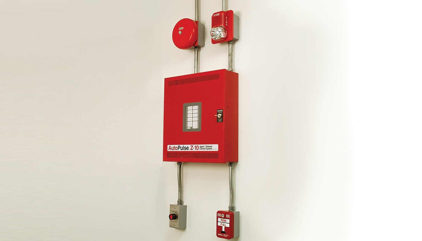 Ansul Conventional Fire Alarm