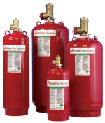 Kidde FE-13 Clean Agent Fire Suppression System