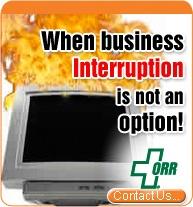 When Business Interruption