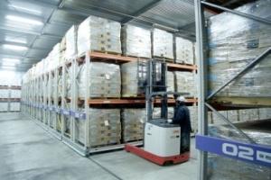 Freezer Warehouse Fire Protection