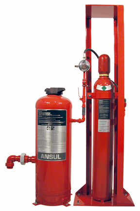 Dry Chemical Fire Suppression System Available at ORR Protection