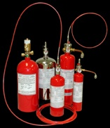 Firetrace Fire Suppression