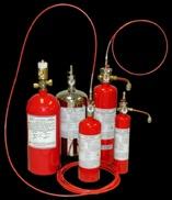 Firetrace Fire Suppression