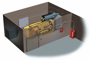 Fike MicroMist Fire Suppression System