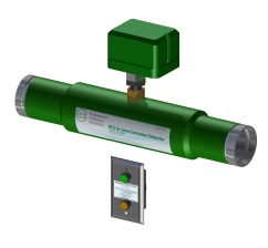 ECS In-Line Corrosion Detector