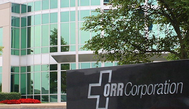ORR Headquarters fire detection and suppression systems