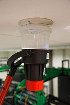Fire Suppression Systems and Fire Alarm Systems