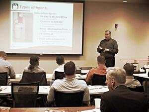 ORR Protection Systems Fire Suppression Seminars