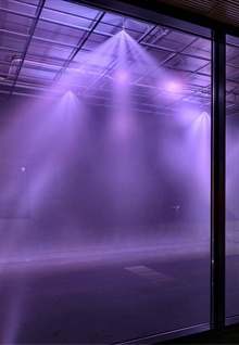 Water Mist Suppression