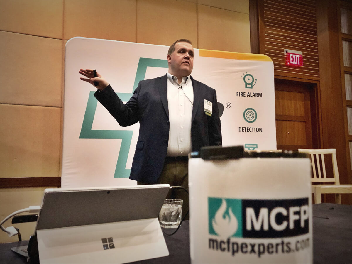 MCFP Experts on Clean Agent Systems