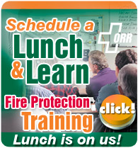 Dust Fire Protection Orr Protection Systems