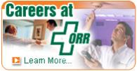 Orr Career
